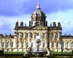 The Garden hall and Library - Castle Howard, Yorkshire